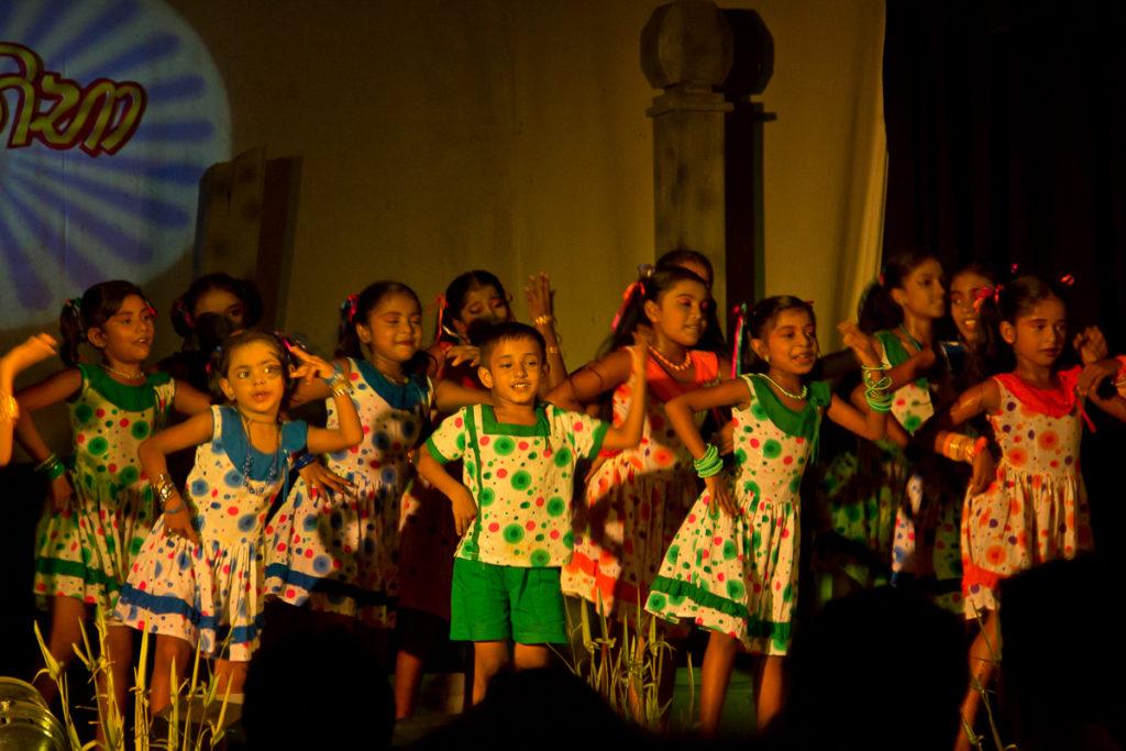 Tanz Vorführung in Sri Lanka