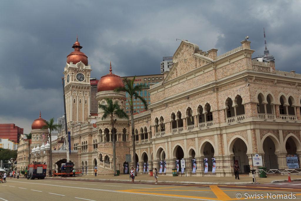Sultan Abdul Samad Gebäude Kuala Lumpur