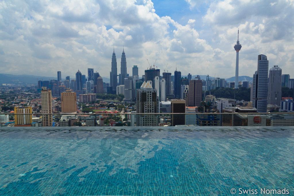 Unterkunft in Kuala Lumpur