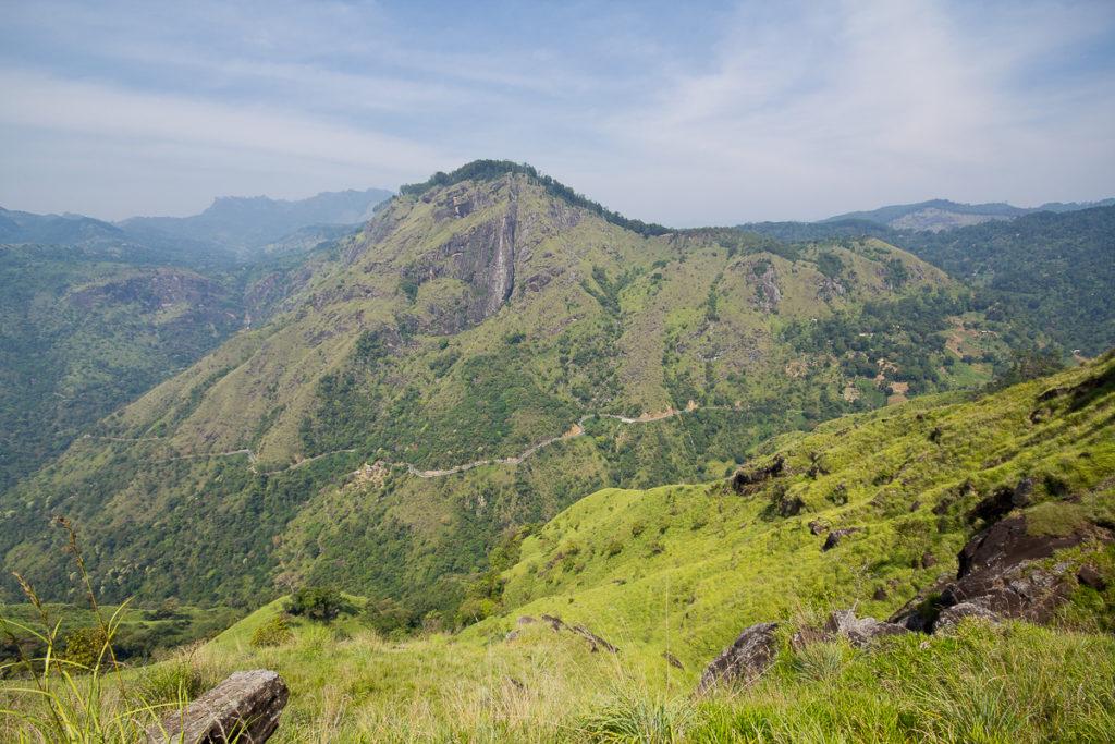 Wanderung zum Little Adams Peak