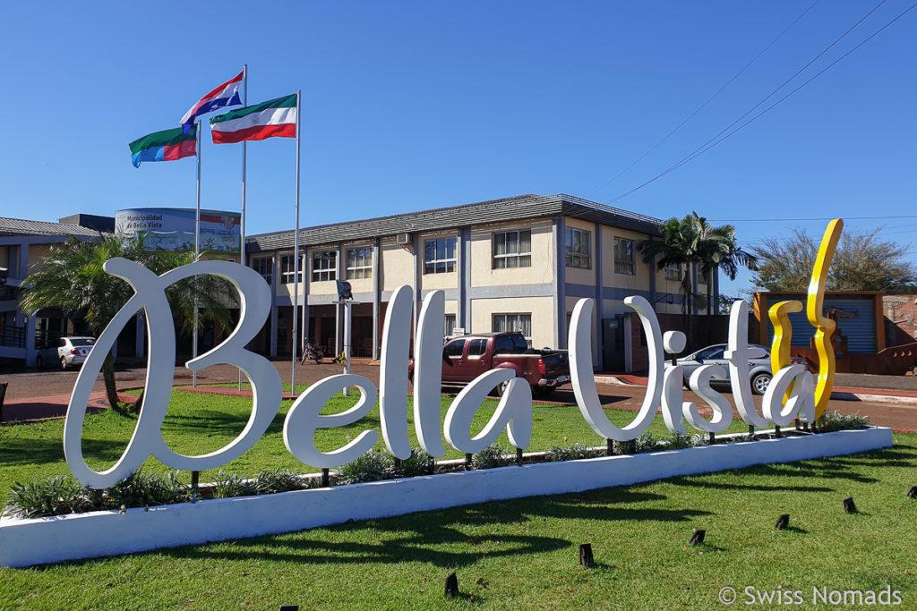 Bella Vista Yerba Mate in Paraguay