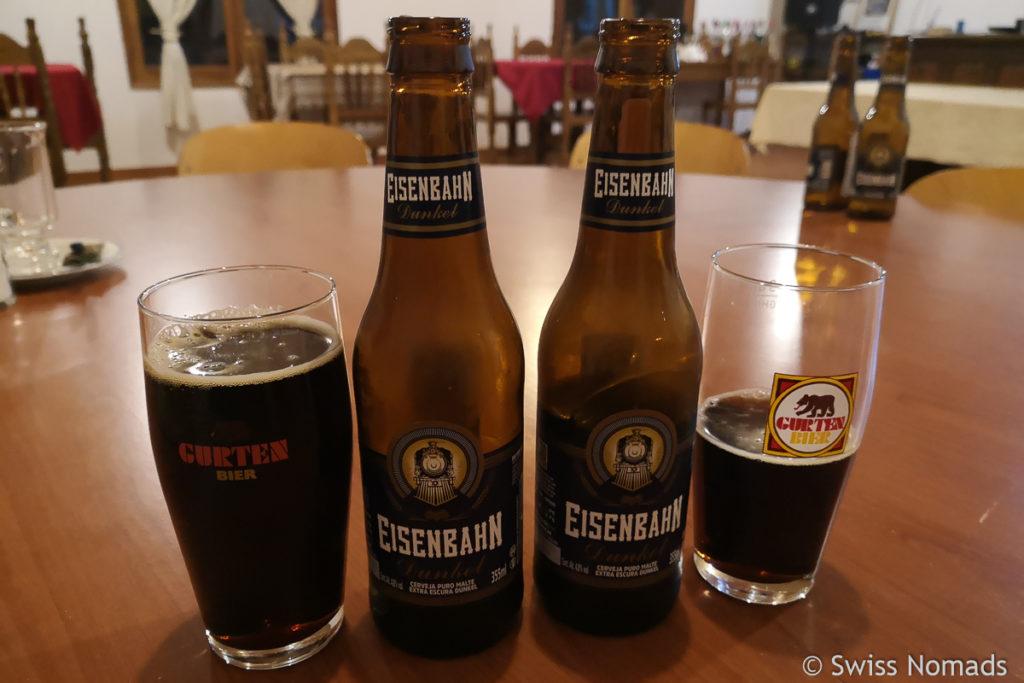 Eisenbahn Bier