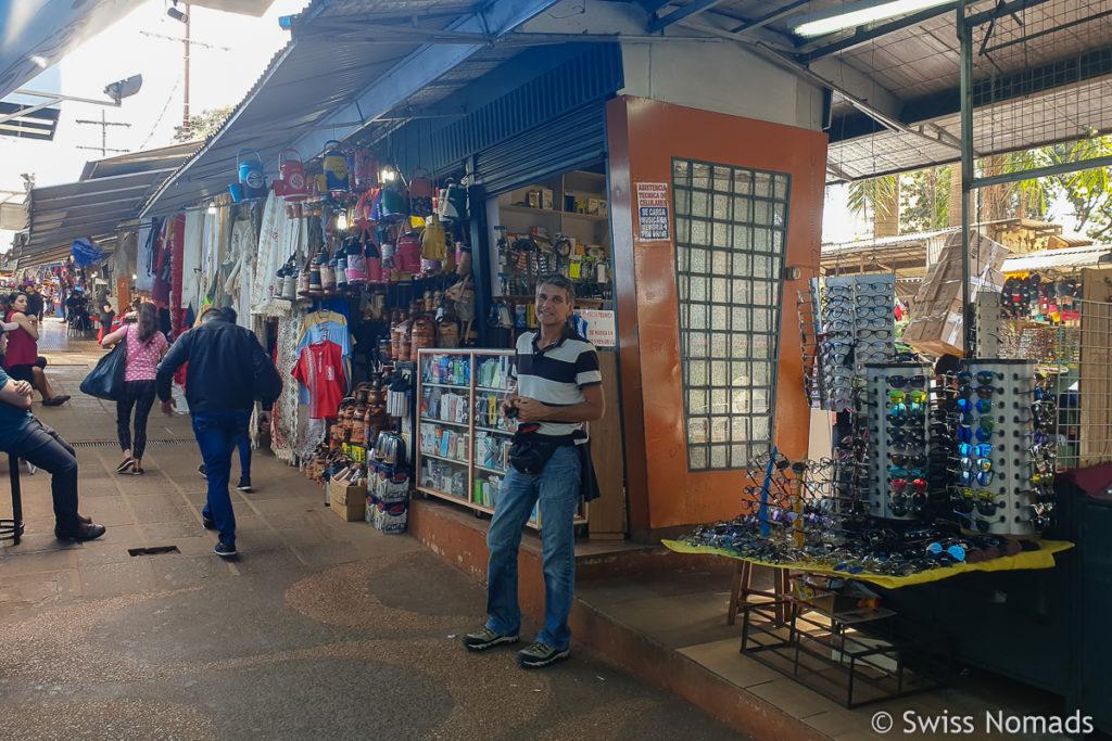 Shopping in Ciudad del Este