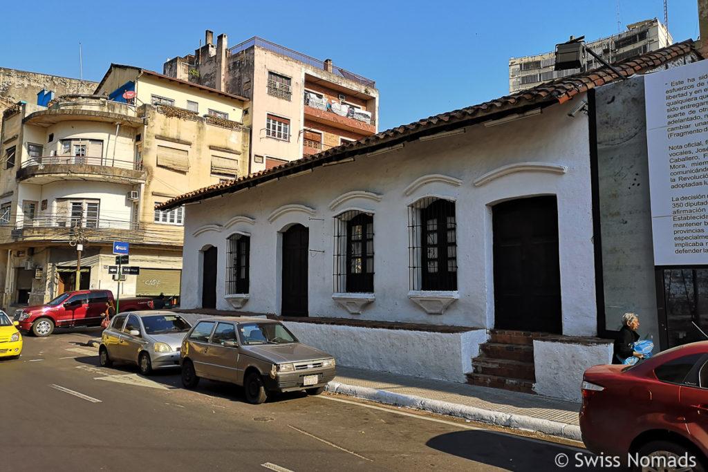 Casa Independencia in Asuncion
