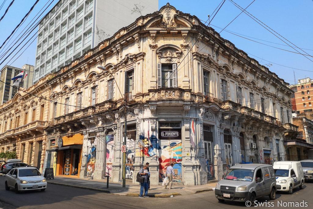 Innenstadt Asuncion