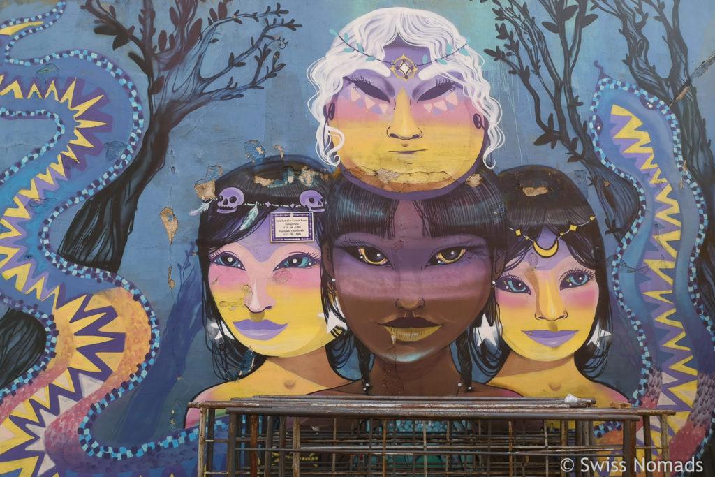 Street Art in Asuncion