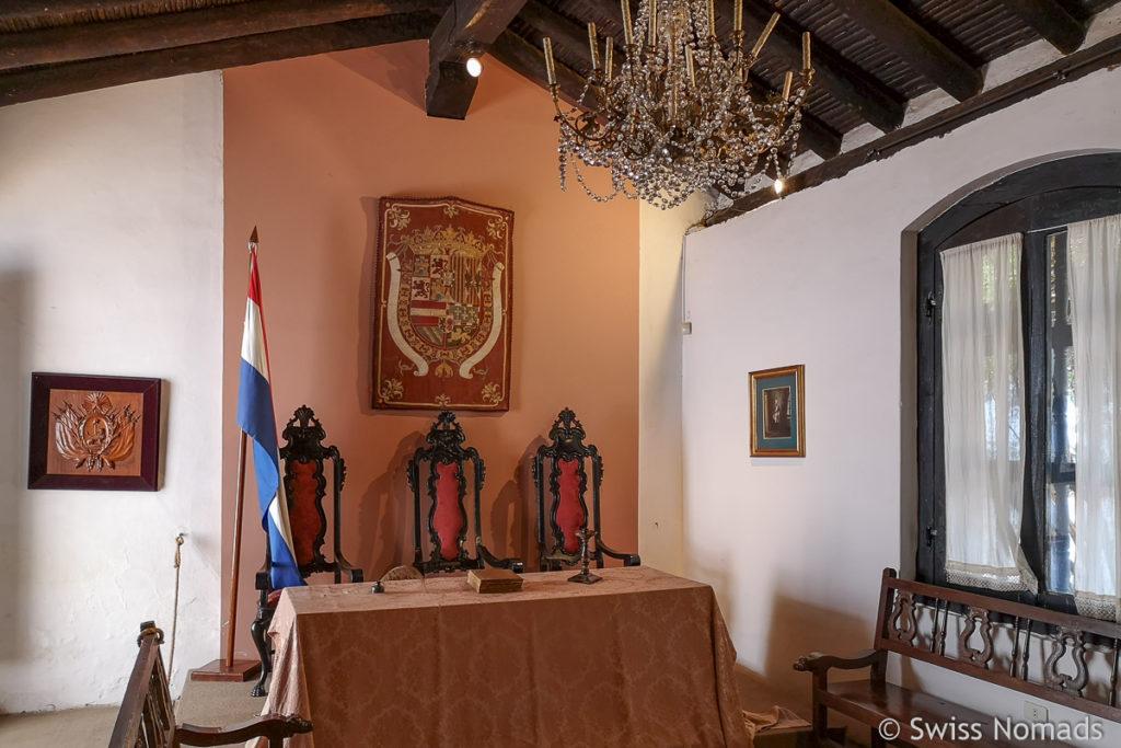 Zimmer Casa Independencia in Asuncion
