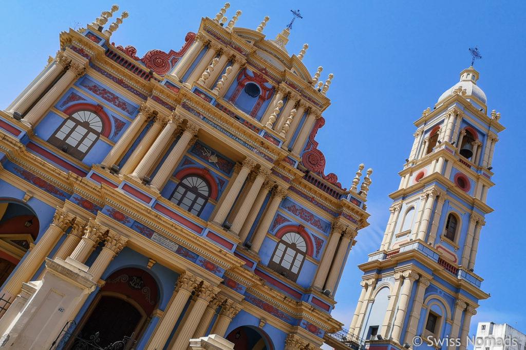 Iglesia Nuestra Senora Candeleria Vina in Salta
