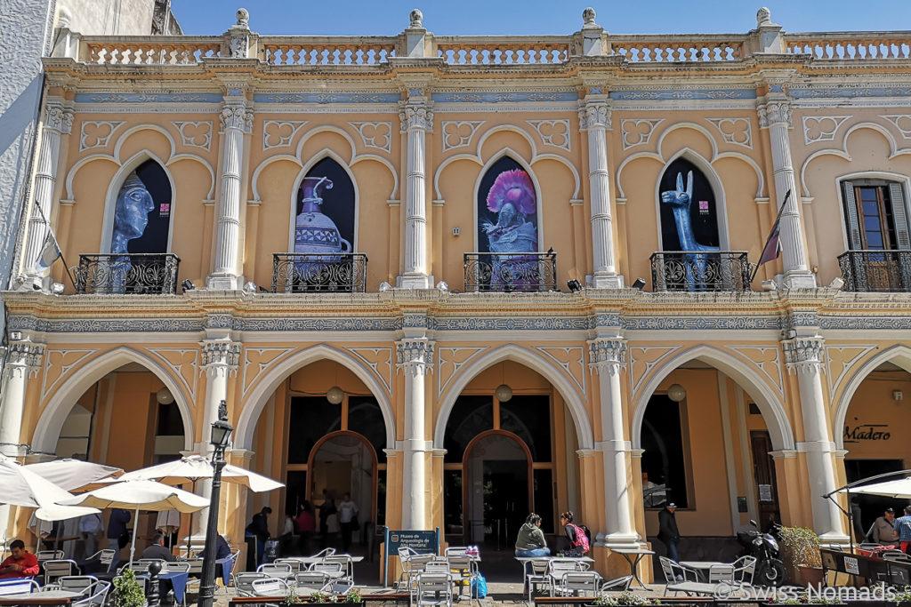 Museo Arqueologia Alta Montana in Salta