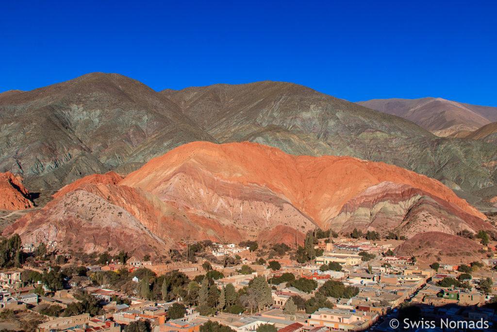Cerro de los Siete Colores in Purmamarca