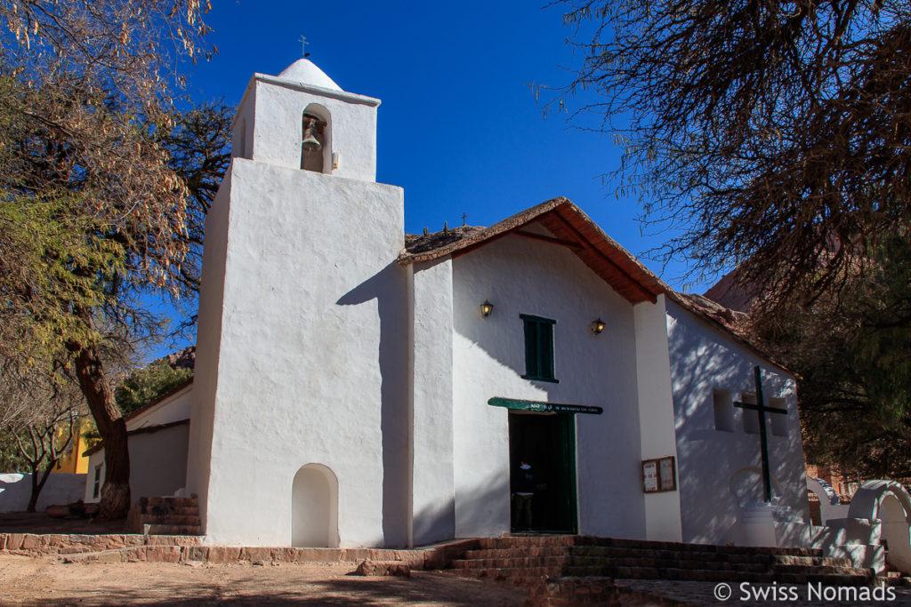 Kirche in Purmamarca