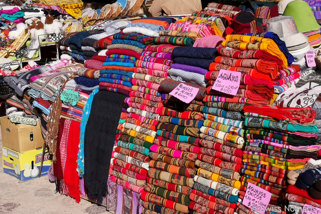 Markt in Purmamarca