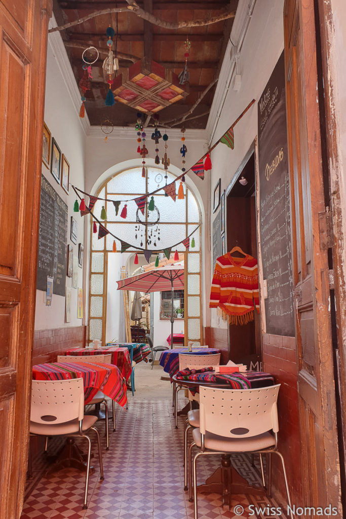Restaurant in Salta