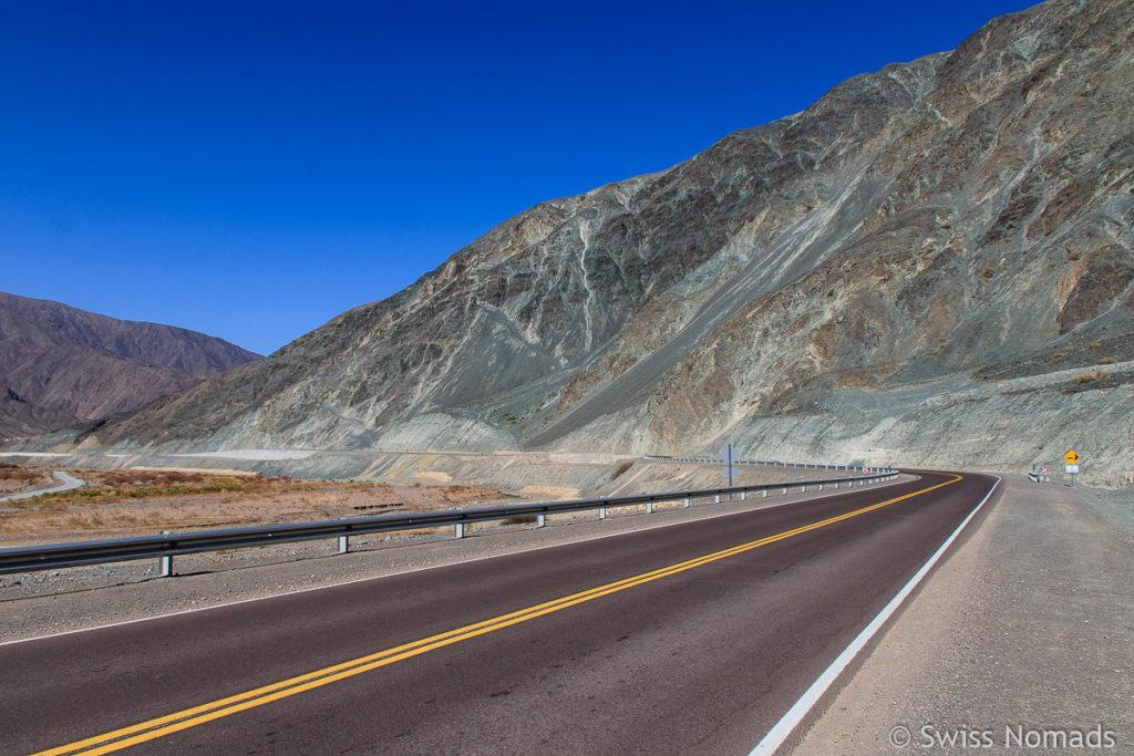 Ruta Nacional 149 in Argentinien