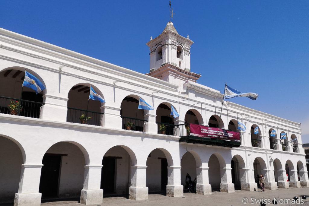 Cabildo in Salta