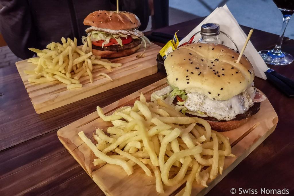 Bier Haus Burger in Cafayate