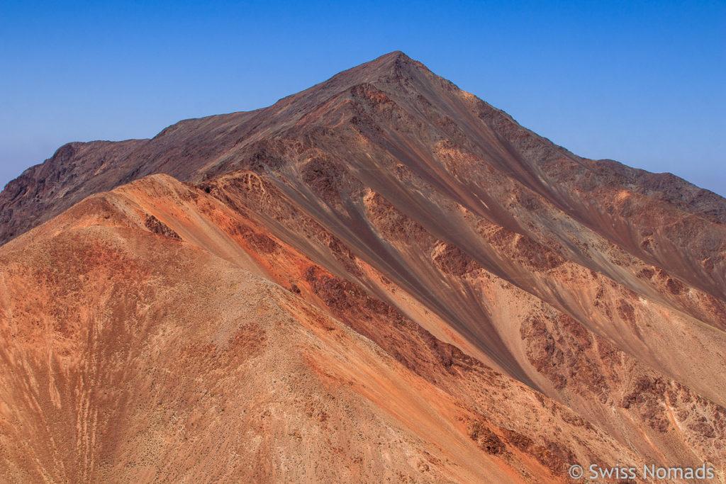 Bunte Berge bei Chilecito