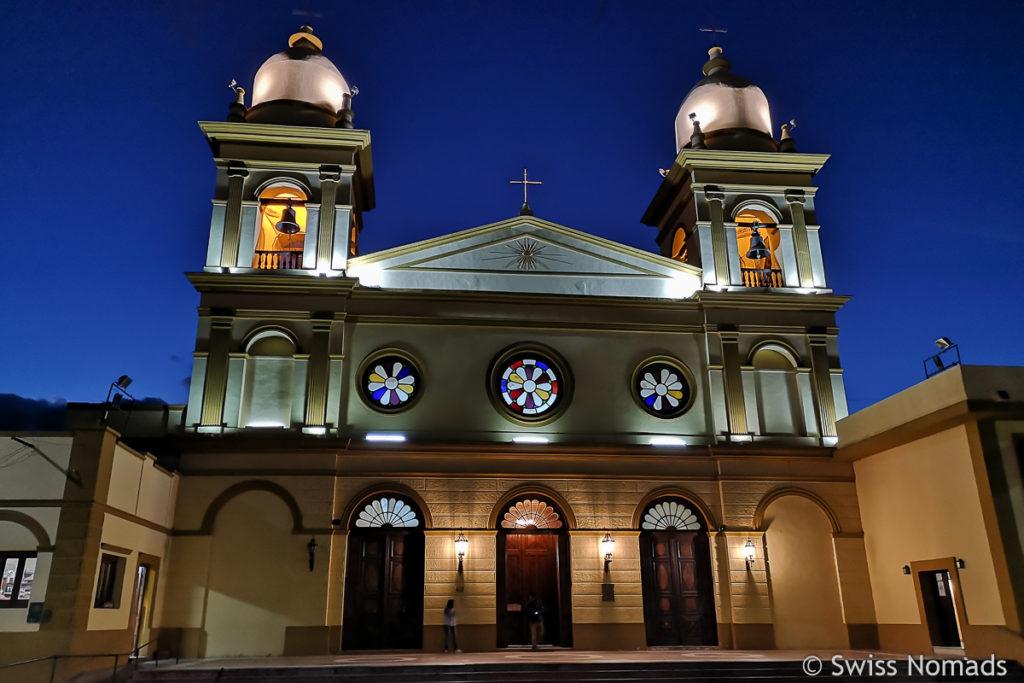 Iglesia Catedral in Cafayate