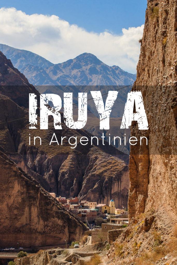 Iruya in Argentinien