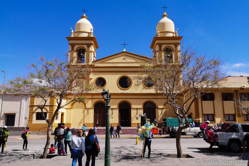 Plaza San Martin Cafayate