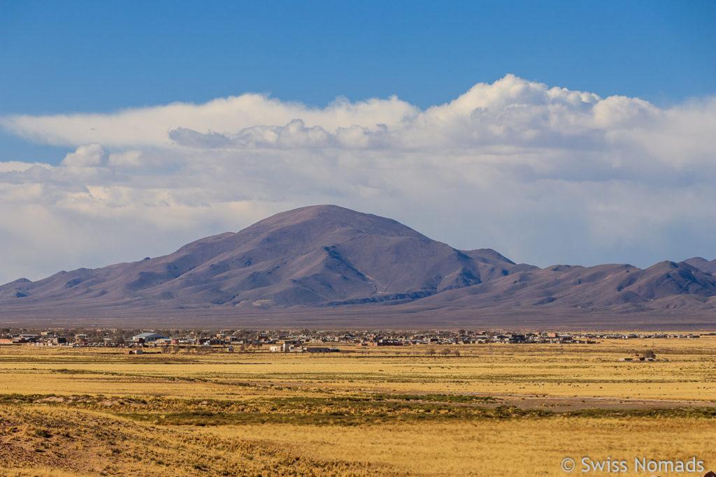 Abra Pampa in Argentinien