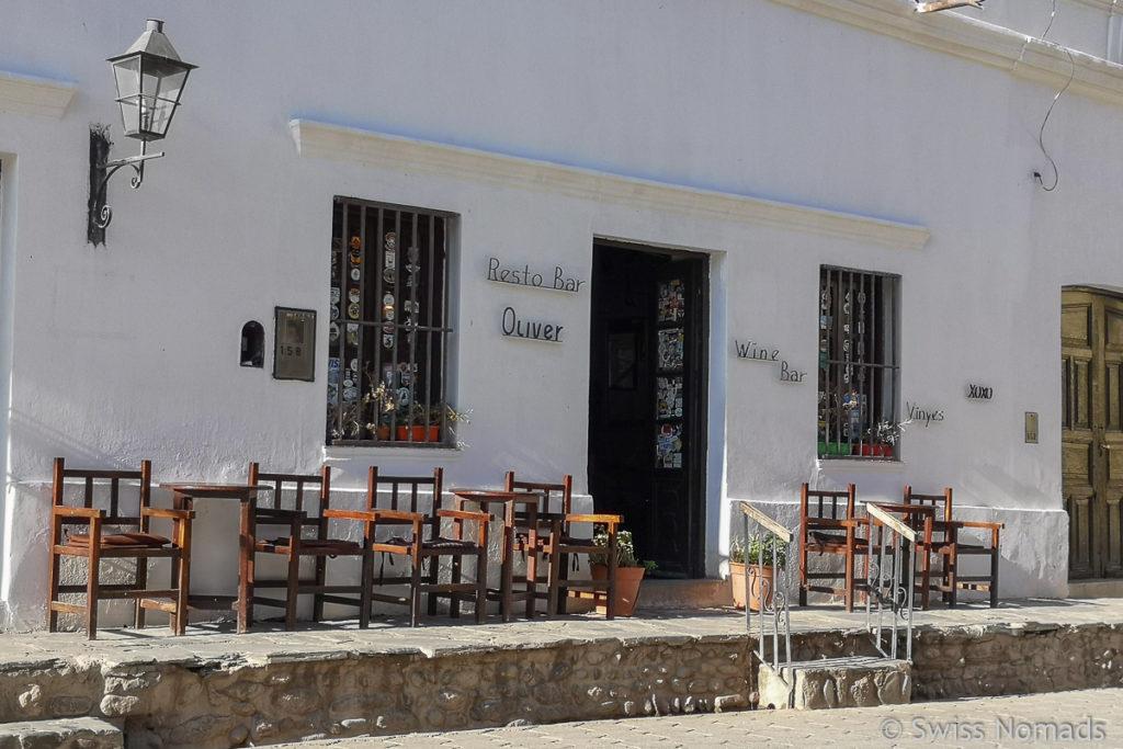Restaurant Bar Oliver Cachi