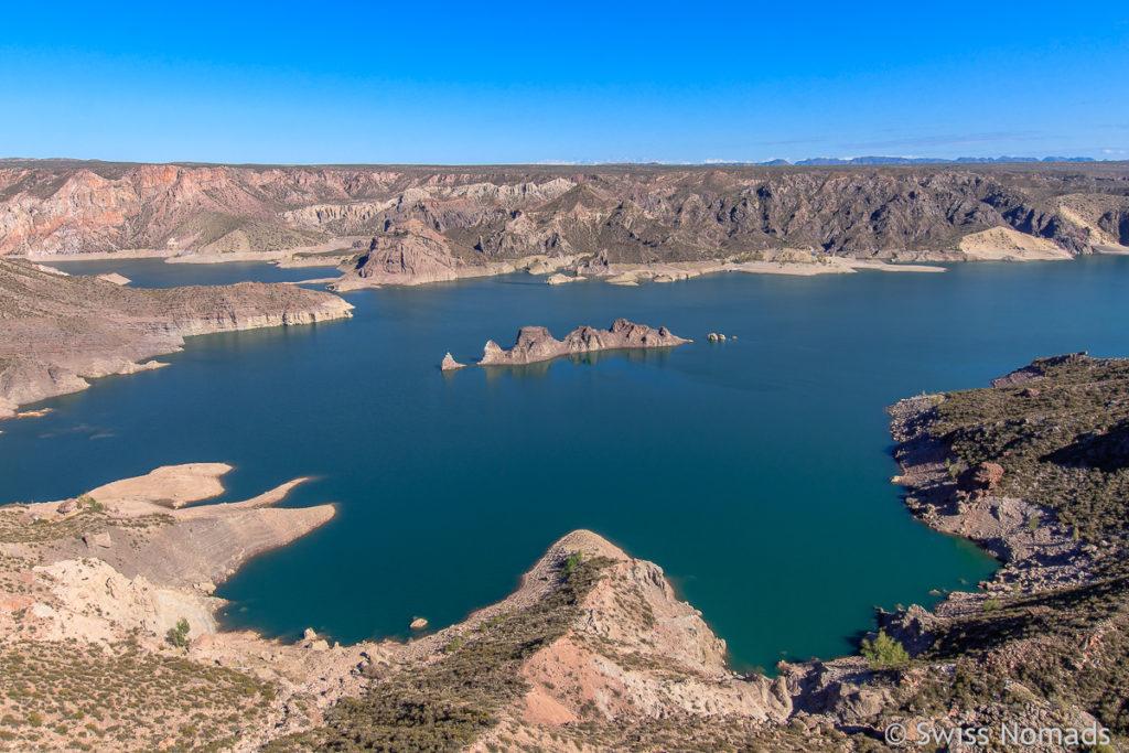 Atuel Canyon und Valle Grande in Argentinien