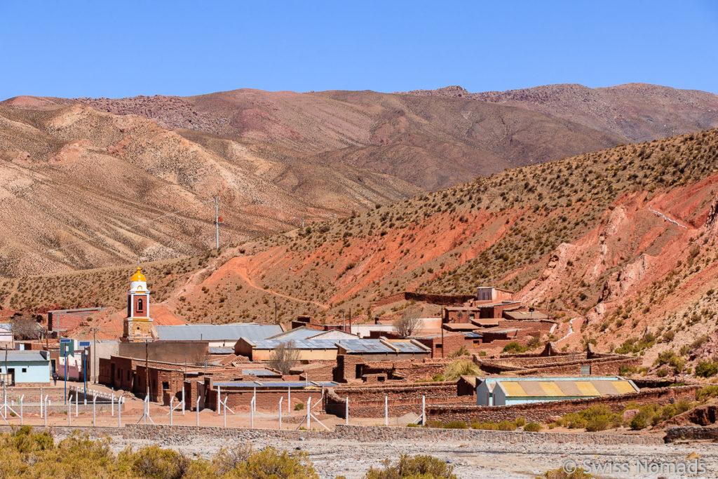 Dorf Coranzuli in der Puna Argentinien
