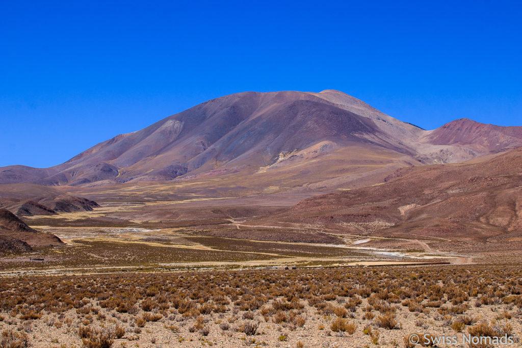 Gebirgspass Abra del Acay