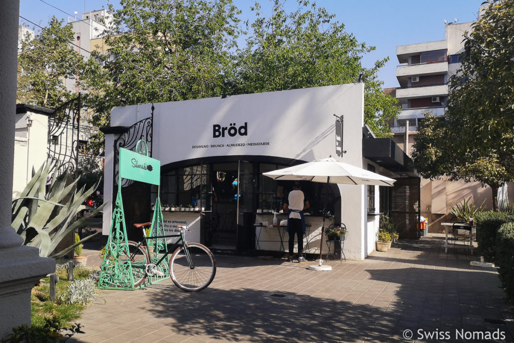 Restaurant Bröd in Mendoza
