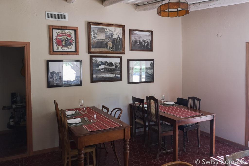 Restaurant Ojo de Agua Dieter Meier