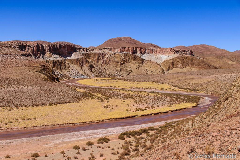 Ruta 40 Puna Argentinien