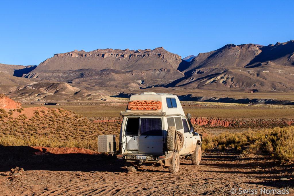 Valle de la Luna Argentinien