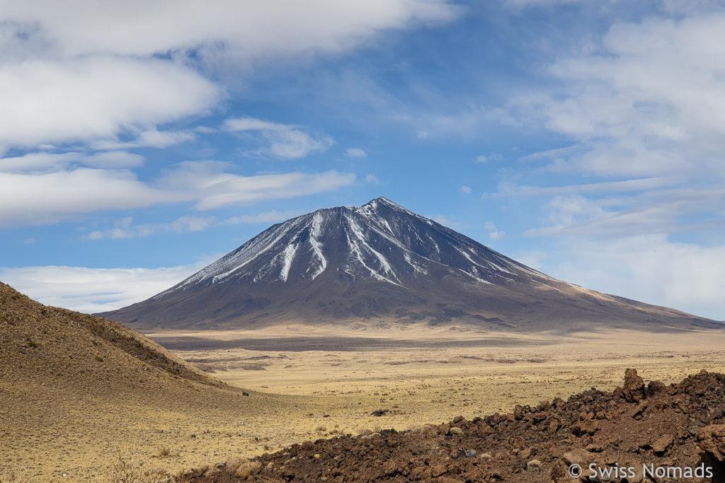 Der Vulkan Payun Lisu