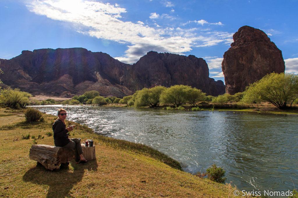 Camping Piedra Parada