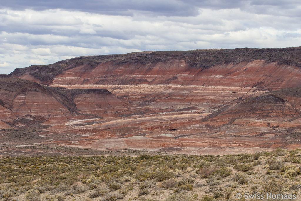 Landschaft im Chubut Tal