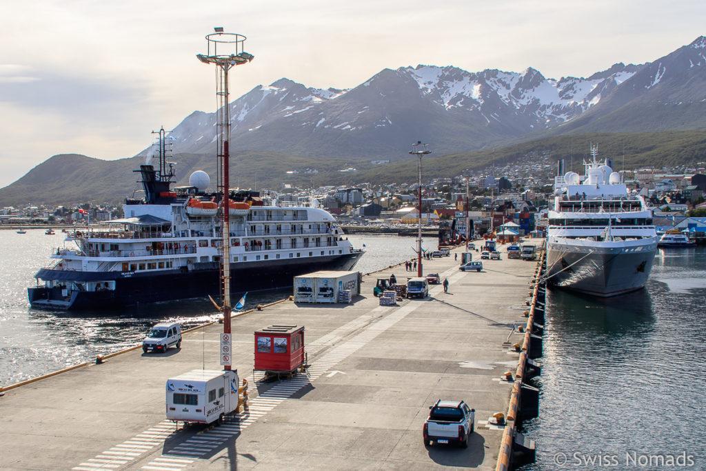 Last Minute Antarktis Reise