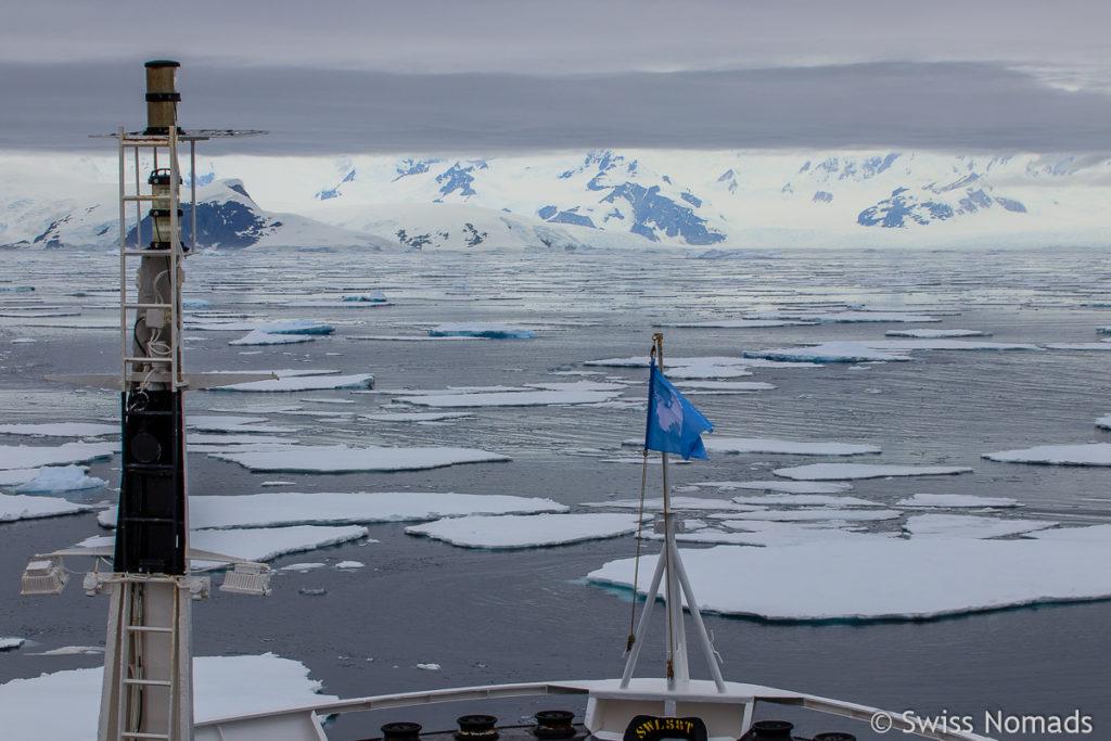 Antarktis Expeditionsreise