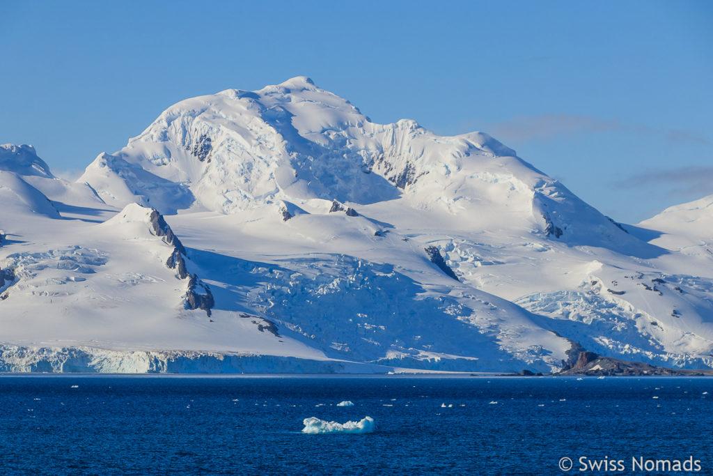 Landschaft Antarktische Halbinsel