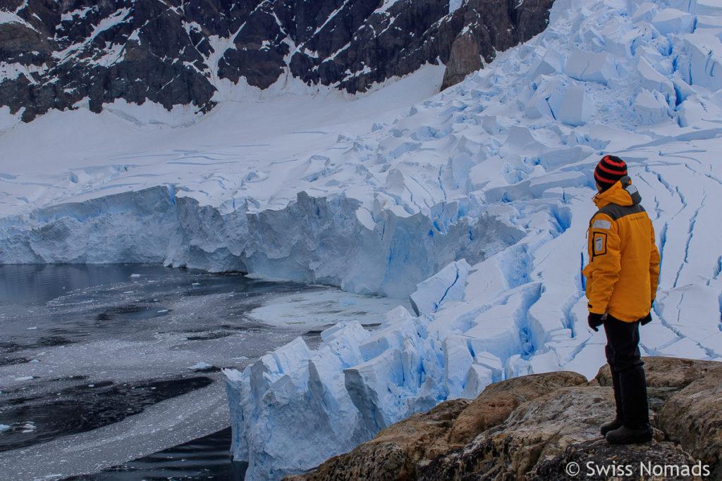Gletscher bei Neko Harbour