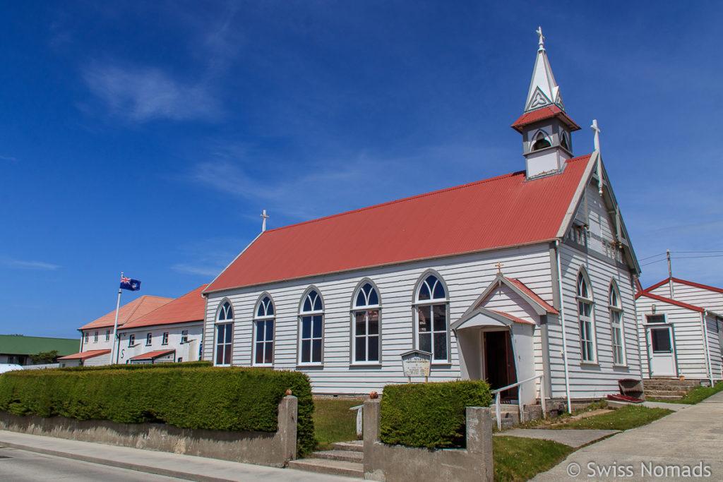 St Marys Church in Stanley